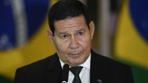 Após atrito entre os países, Mourão defende relação comercial Brasil-China