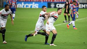 São Paulo pode virar líder do Brasileirão com três jogos a menos; saiba como