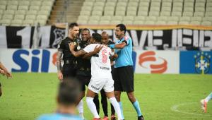 Mauro Beting exige que Ceará x SPFC seja anulado: 'Não dá para deixar passar'