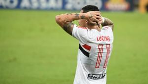 São Paulo empata com Ceará e perde chance de assumir a ponta do Brasileirão