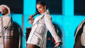 Anitta não ganha Grammy Latino, mas é a atração mais comentada da noite; conheça os vencedores