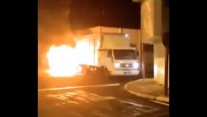 Araraquara vive 'madrugada de terror' com tiroteios e veículos incendiados em assalto a banco