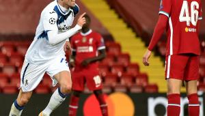 Liga dos Campeões: Liverpool perde da Atalanta e adia vaga nas oitavas; Real Madrid vence Inter