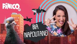 BIA NAPOLITANO - PÂNICO - AO VIVO - 27/11/20