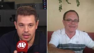 Bruno Prado lamenta morte de ex-colega Fernando Vanucci: 'Notícia muito triste'