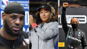 Consciência Negra: Cinco atletas engajados na luta antirracista de 2020