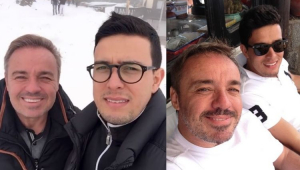 Thiago Salvático revela detalhes da sua relação com Gugu: 'Uma linda história de amor'