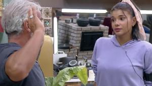 'A Fazenda 12': Jakelyne perde a Prova de Fogo e briga com Mateus por causa da baia