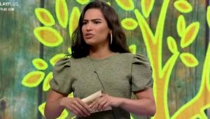 Raissa se irrita com deboche de Biel em 'A Fazenda 12': 'Você gosta de brigar'