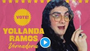 Porta dos Fundos faz vídeo satirizando vereadora de Curitiba e é criticado por 'machismo'