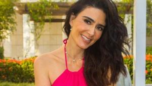 Atriz Cristiane Machado fala de projeto para ajudar vítimas de violência doméstica