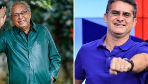 Amazonino Mendes e David Almeida vão disputar o 2º turno em Manaus