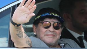 Sobrinho de Maradona revela que tio 'não queria mais viver'