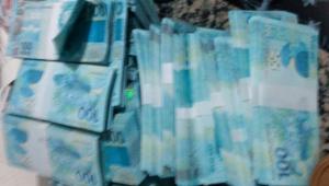 Polícia prende homem com R$ 500 mil em notas falsas em São Paulo