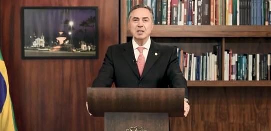 Pronunciamento Barroso