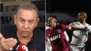 São Paulo sofreu um vexame diante do Lanús? Veja opinião de Flavio Prado
