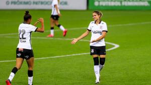 Com gol olímpico, Corinthians vence derby contra o Palmeiras e está na final do Brasileirão Feminino