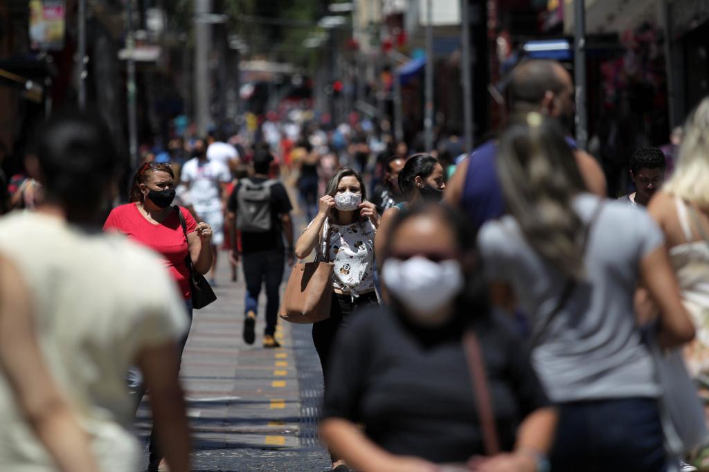 Em cem anos, idade média do paulistano aumentou de 25 para 37 anos, mostra pesquisa – Jovem Pan