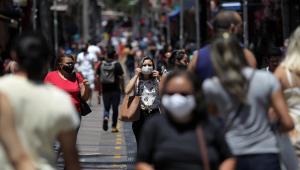 Brasil tem 514 novas mortes e 34 mil novos casos de Covid-19