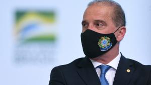 O ministro do governo de Jair Bolsonaro Onyx Lorenzoni