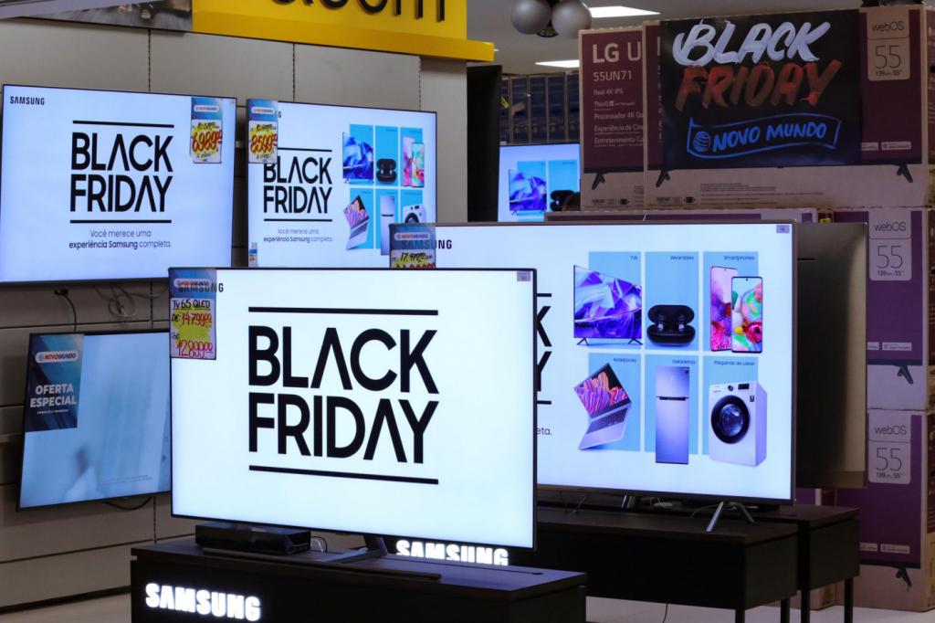 Com descontos menos agressivos, Black Friday tem vendas alavancadas pelo online – Jovem Pan