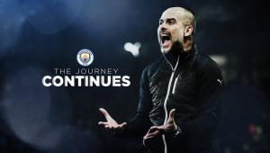 Manchester City renova contrato com Pep Guardiola até 2023