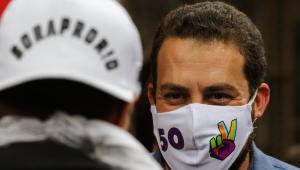 Datafolha: Boulos avança para 45% e Covas cai para 55% na disputa pela Prefeitura de SP