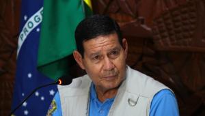 'Estrutura não é confiável', diz Mourão sobre abastecimento de energia no Amapá