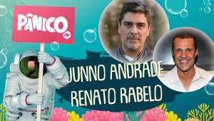 JUNNO ANDRADE E RENATO RABELO - PÂNICO - AO VIVO - 26/11/20