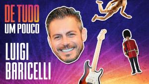 LUIGI BARICELLI - DE TUDO UM POUCO - 20/11/20