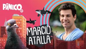 MARCIO ATALLA - PÂNICO - AO VIVO - 25/11/20