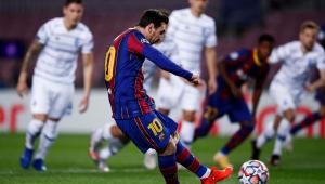 Treinador do Barça explica por que Messi é desfalque em jogo da Liga dos Campeões