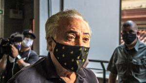 Michel Temer diz que Ricardo Nunes é 'figura decente'
