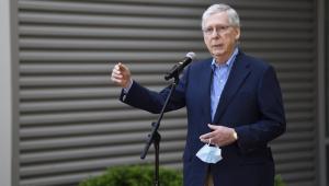Líder dos Republicanos no Senado diz que Trump está '100% dentro de seus direitos'
