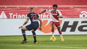 Em volta de Neymar aos gramados, PSG abre 2 a 0, mas leva virada do Monaco no Francês