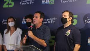 Paes quer testagem e abertura de leitos para combater pandemia no Rio