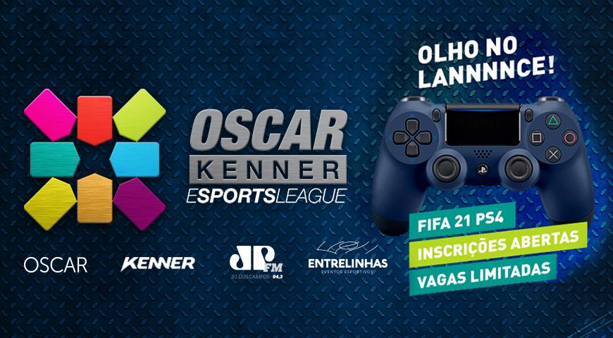 Curte Games? Inscrições abertas para o maior torneio de FIFA 21 do Vale