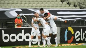 Palmeiras empata com o Ceará e está na semi da Copa do Brasil
