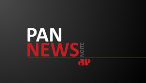 PAN NEWS NOITE - 24/11/20 - AO VIVO