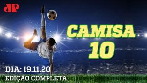 QUE CHOCOLATE! São Paulo ELIMINA Flamengo e vai à semi da Copa do Brasil! - Camisa 10 - 19/11/2020