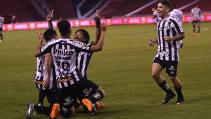Fifa faz brincadeira com o Santos após vitória sobre a LDU na Libertadores