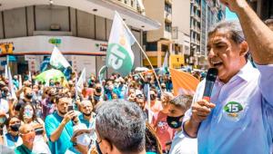 Sebastião Melo é eleito prefeito de Porto Alegre após vitória contra Manuela D'Ávila