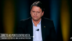 'Situação do Amapá mostra que precisamos privatizar totalmente a energia elétrica', diz Tarcísio de Freitas
