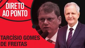 TARCÍSIO GOMES DE FREITAS - DIRETO AO PONTO - 16/11/20