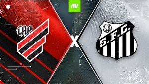 Athletico-PR x Santos: assista à transmissão da Jovem Pan ao vivo