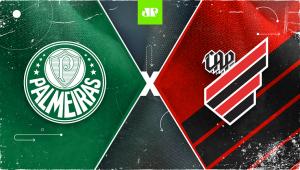 Palmeiras x Athletico-PR: assista à transmissão da Jovem Pan ao vivo