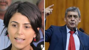 Manuela D'Ávila e Sebastião Melo vão disputar o segundo turno em Porto Alegre