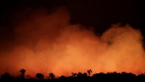 Fumaça de queimadas no Pantanal avança para cinco países vizinhos