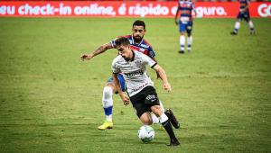 Pelo Brasileirão, Corinthians e Fortaleza empatam sem gols no Castelão