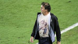 Atlético-MG oficializa retorno do treinador Cuca